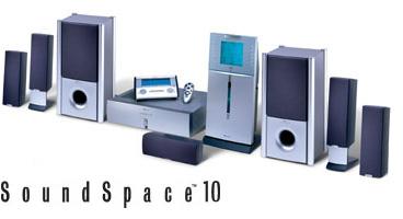 Nakamichi sound space 21
